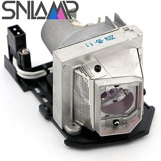 SNLAMP Original BL-FU185A / SP.8EH01GC01 Lámpara de proyector Repuesto UHP 190W Bombilla con Carcasa para OPTOMA ES526 ES526X ET766XE EW531 EW5331 EW536 EX526 EX531 EX531P EX536 HD600X proyectores