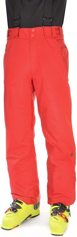 Vlkl Herren Funktions Ski Hose Team Pants Regular rot 70012111