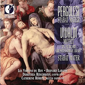 Pergolesi, G.B.: Stabat Mater / Vivaldi, A.: In Furore Iustissimae Irae / Stabat Mater
