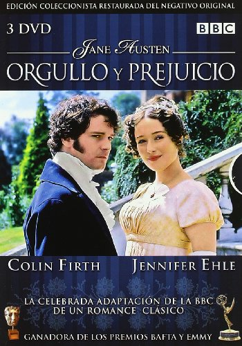 Orgullo Y Prejuicio (1995) [DVD]