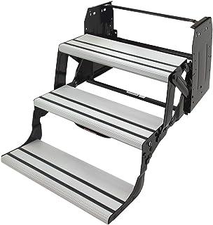 Lippert Components 432696 Alumi-Tread Triple Manual Step