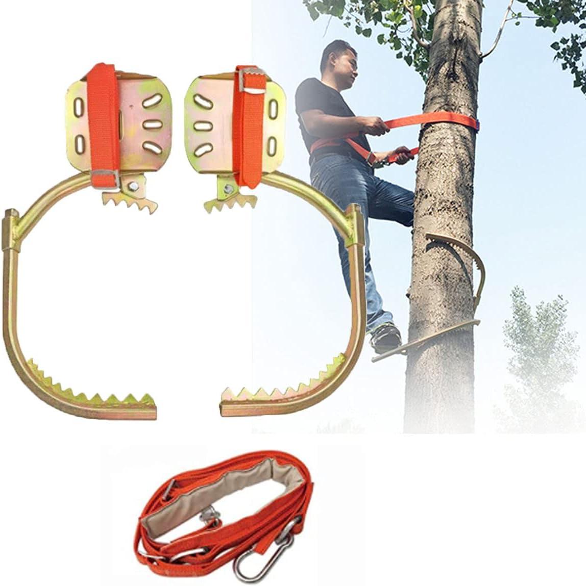 WZFANJIJ Tree Climbing Portland Mall Spike Set Tulsa Mall Equipment Non-S