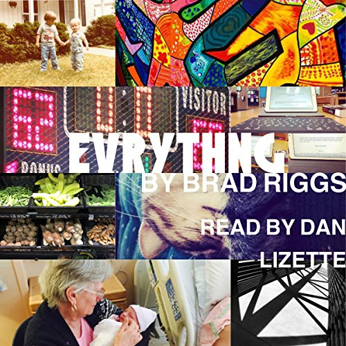 Evrythng audiobook cover art