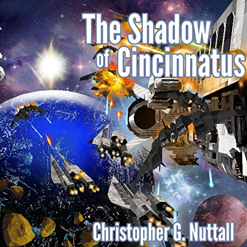 The Shadow of Cincinnatus cover art