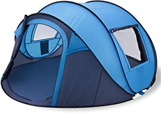 Lovinouse 2021 Upgraded 5-8 Person Pop up Camping Tent,...