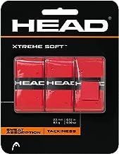 Head Xtreme Soft Racquet Overgrip – Tennis Racket Grip Tape – 3-Pack