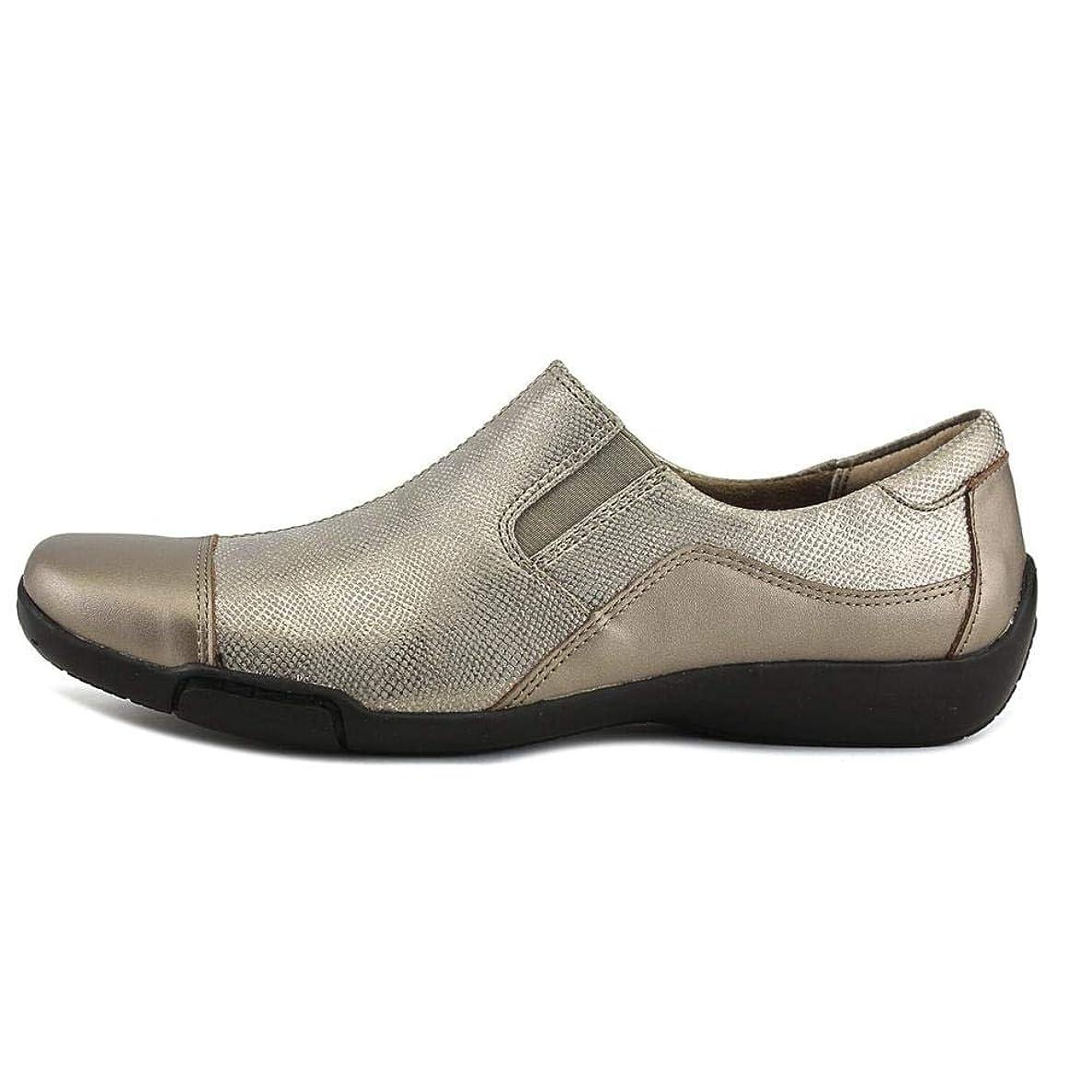 不安定なつぶやき資金[ARRAY] Womens Whirlwind Leather Closed Toe Loafers [並行輸入品]