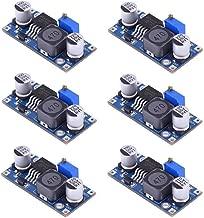 3.4 12cm traline DC-DC Potencia Regulable M/ódulo Reductor LM2596 Buck LED Convertidor Placa 4V-40V a 1.25V-37V Regulador de Voltaje 6.1