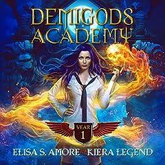 Demigods Academy: Year 1