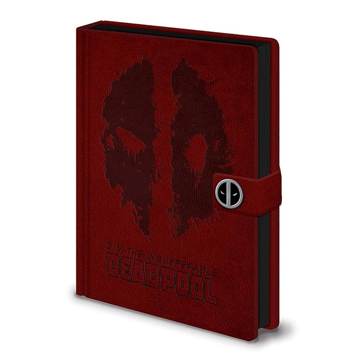 DEADPOOL デッドプール - Premium A5 Notebook/ノート 【公式/オフィシャル】