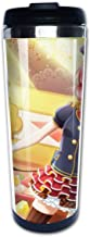 Anime Love Live Valentine's Day - Nishikino Maki Vacuum Insulated Stainless Steel Tumbler Coffee Travel Mug 13.5oz