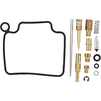 NewYall Carb Carburetor Rebuild Repair Kit for Honda TRX250 2001-2005