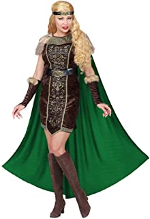 WIDMANN Disfraz de Vikinga Hilda para Mujer XL