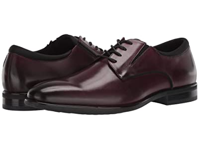 Kenneth Cole Reaction Edge Flex Lace-Up PT (Bordeaux) Men