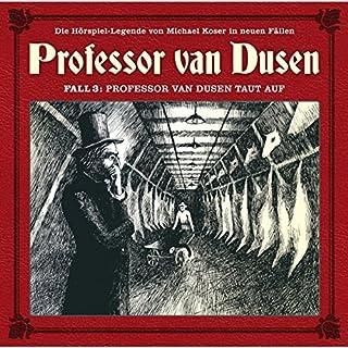 Professor van Dusen taut auf Titelbild