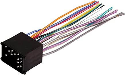 American International NWH74A 2007-2008 Nissan with RCA Wire Harness