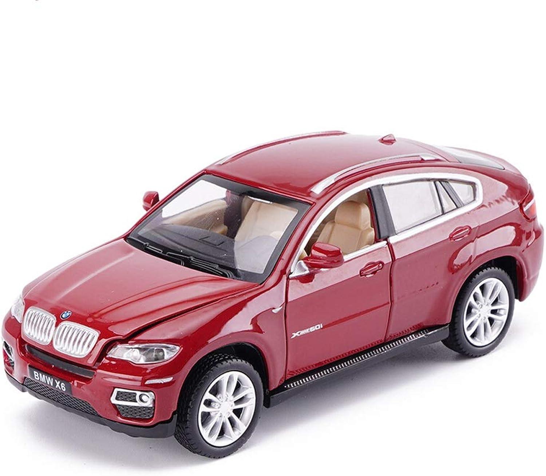 Sin impuestos XINKONG Modelo De Auto Auto Auto SUV Modelo de Coche 1 32 aleación de simulación SUV Modelo de Coche Adornos de Juguete colección de Joyas 14.5x6x5.8CM (Color   rojo)  El ultimo 2018