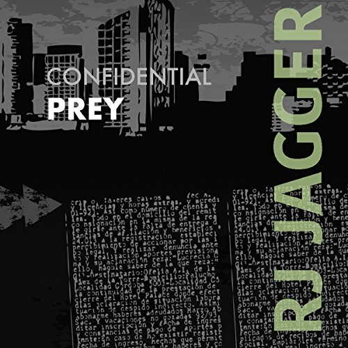 Confidential Prey audiobook cover art