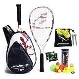 Speedminton® S900 Set – Original Speed Badminton/Crossminton Profi Set mit Ca