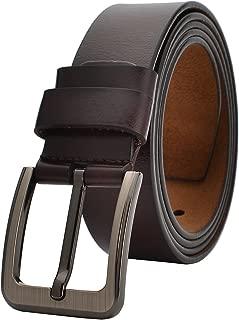 VRLEGEND 110-180cm Regolabile Cintura Uomini perno della cinghia di fibbia Antik cinghia casuale regolare e grande e alto