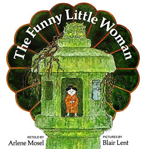 The Funny Little Woman audiobook cover art
