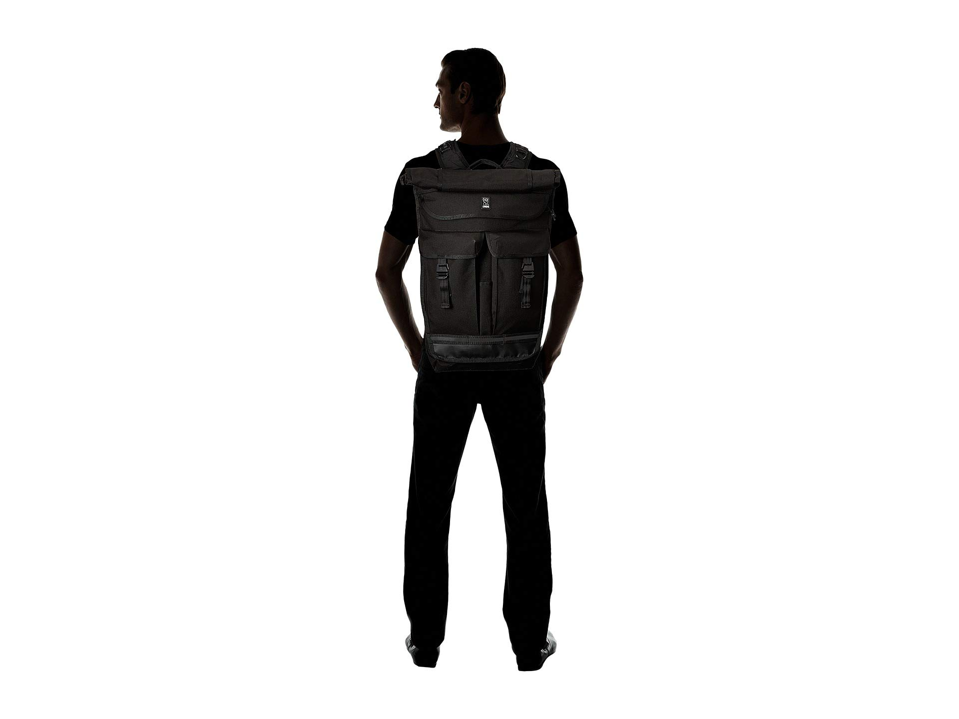 Black 2 All Backpack 0 Chrome Orlov qwC8XT