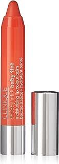 Clinique Chubby Stick Baby Tint Moisturizing Lip Colour Balm, No. 01 Poppin' Poppy, 0.08 Ounce