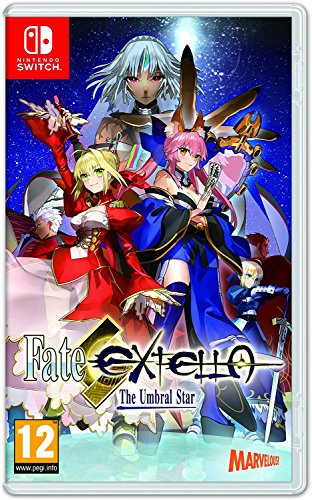 Fate/EXTELLA: The Umbral Star (Nintendo Switch) (New)