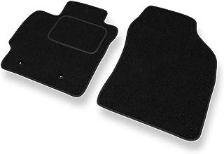 Alfombras tapices//auto alfombras para Toyota Auris a partir de 2007-2012 negro
