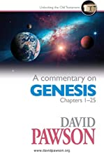 A Commentary on Genesis Chapters 1-25