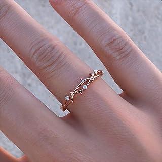 6MM Satin Finish Rose Gold Plain Band Mans Ring \u2022 Womans Ring \u2022 Mothers gift \u2022 Thin Ring Sterling Silver 14k Gold Fill \u2022 Anniversary Gift