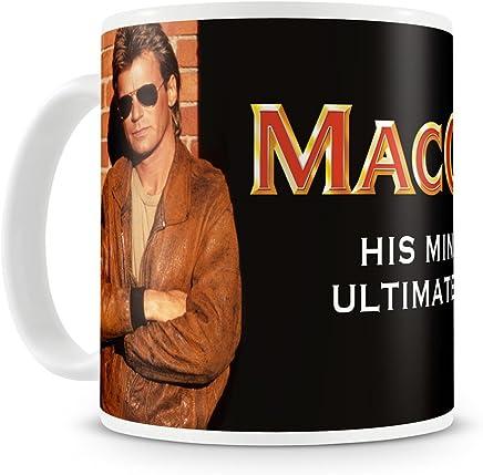 Preisvergleich für Offizielles Lizenzprodukt MacGyver Kaffeetasse, Kaffeebecher