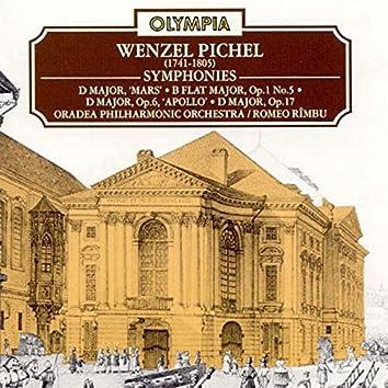 Wenzel Pichel: Symphonies