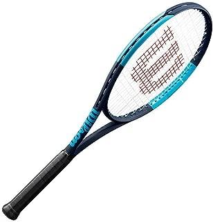 Wilson 2018 Ultra 100L Tennis Racquet - Quality Black String