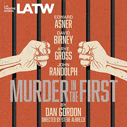 Murder in the First cover art