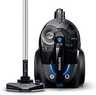 Philips PowerPro Expert Bagless, Deep Black FC9732/61: 2100W, 420w suction power, PowerCyclone 8, 2l Dust capacity, Allerg...