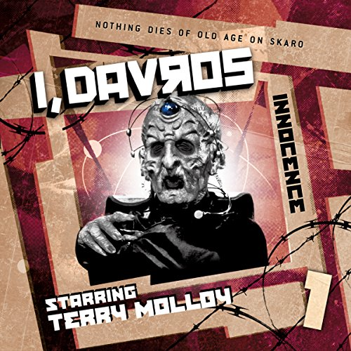 I, Davros - 1.1 Innocence audiobook cover art