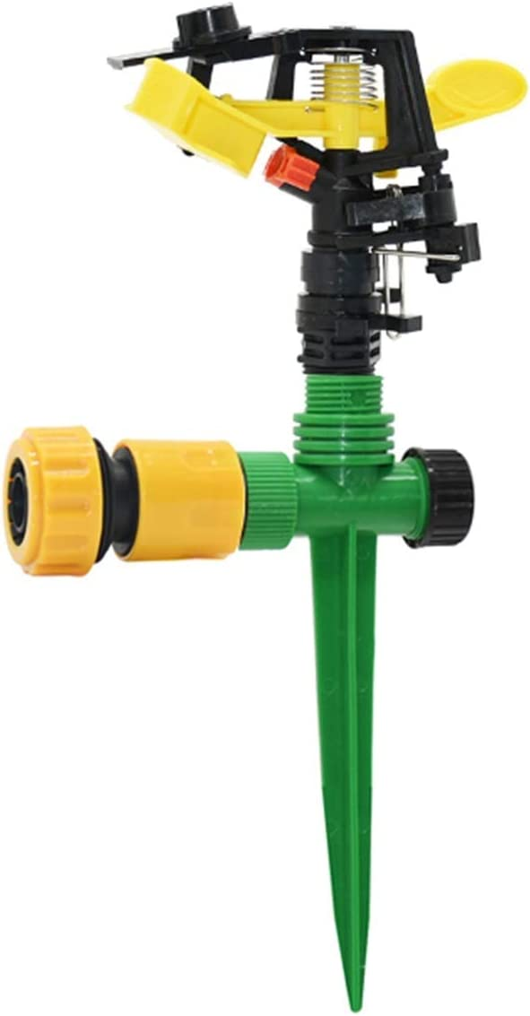 Plant Sprinkler Hose Kit Garden Sacramento Mall Genuine Free Shipping Rotating Supporting Nozzle with