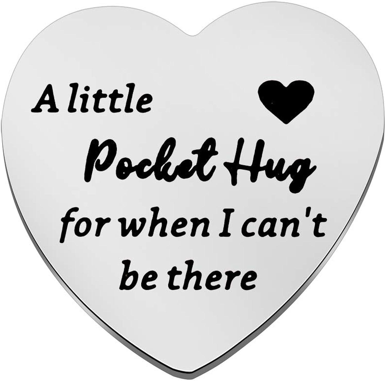 Lywjyb Birdgot Nashville-Davidson Mall Pocket Omaha Mall Hug Token Gift Relationship Long Distance