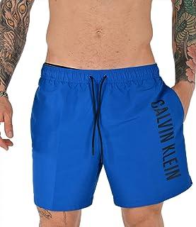 Calvin Klein Men's MEDIUM DRAWSTRING Swim Shorts