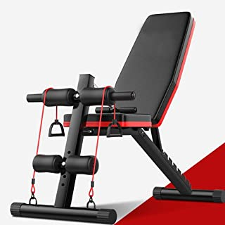 Foldable Flat//Incline//Decline FID Bench Press for Home Gym SHSYCER Adjustable Weight Bench 7 Adjustable Angles Weight Benches for Full Body Workout