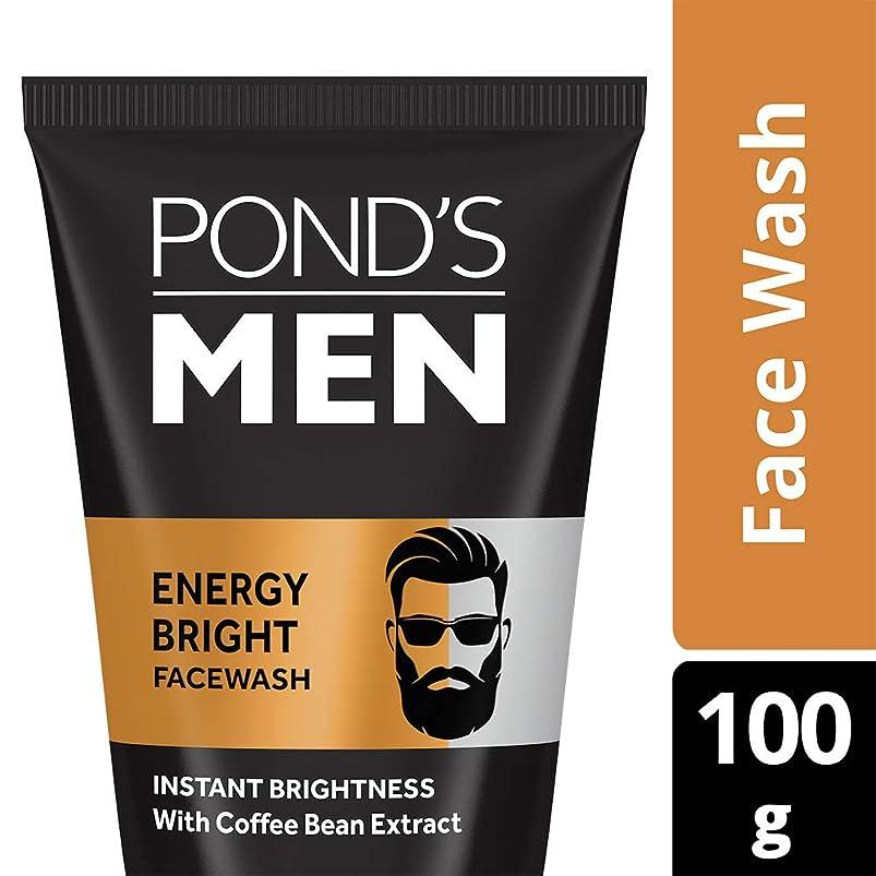 前者ステッチスタックPOND'S Ponds Men Energy Charge Face Wash, 100g