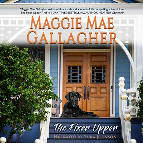 The Fixer Upper Audiobook By Maggie Mae Gallagher cover art