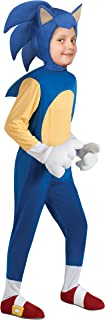 Sonic Generations Sonic The Hedgehog Deluxe Costume - Small