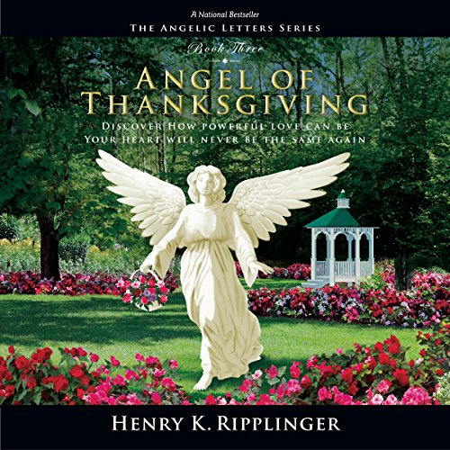 Angel of Thanksgiving audiobook cover art