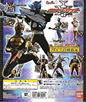 ●HG仮面ライダー 仮面ライダーカブト ZECTの刺客編●全7種セット