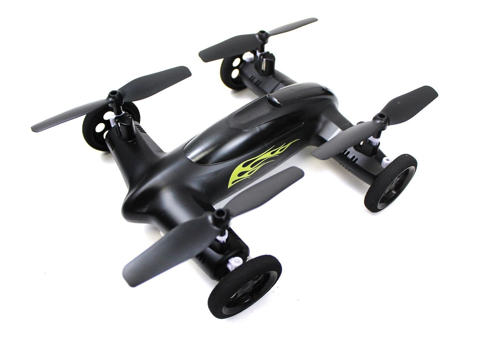 Flying Quadcopter Remote Control Battery