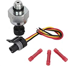 7.3 Powerstroke ICP Sensor Fuel Injection Control Pressure Sensor, Fit for Ford E-350 Econoline F-250 F-350, Replace # F6TZ-9F838-A 1807329C92 F4TZ9F838A CM5227