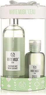 The Body Shop White Musk L'eau Mist & Shower Duo, 5.41 Fluid Ounce