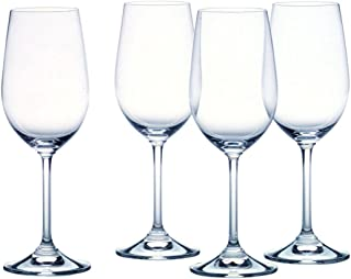 Marquis by Waterford Vintage Classic White Wine Glasses, Set of 4 [並行輸入品]